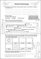 Instrumente kennenlernen arbeitsblatt